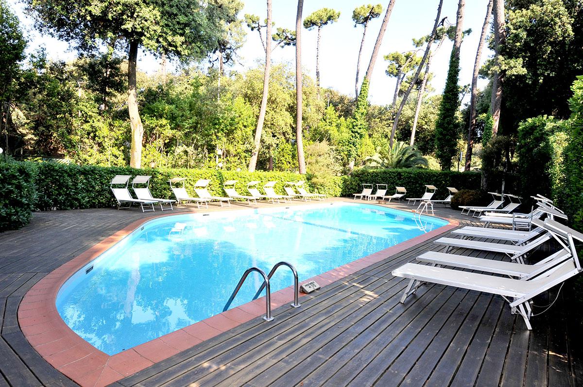 Hotel Villa Tiziana in Marina di Pietrasanta - 3 Star Hotel near the sea